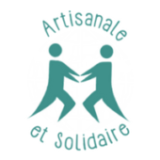 Logo artisanale et solidaire