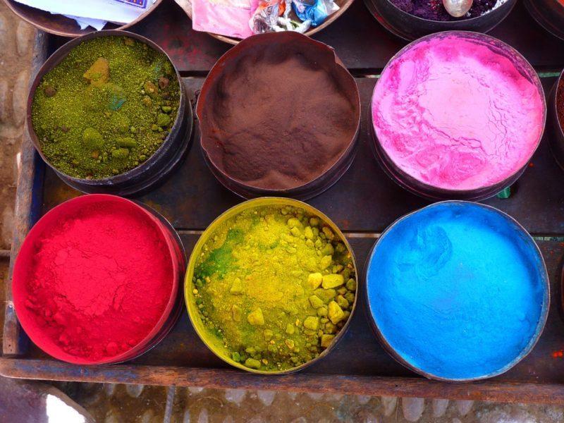 Les pigments et enzymes présents dans la Spiruline