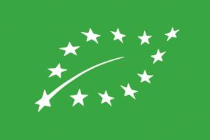 Image du logo bio EU, issu de l'agriculture biologique