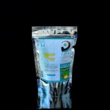 Photo du sachet de moringa-gingembre bio en feuilles pour infusion Dihé