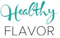 Logo du blog Healthy Flavor de Christelle