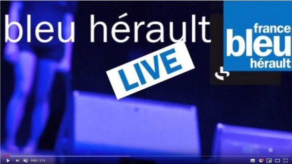 Dihe sur Radio France Bleu Herault
