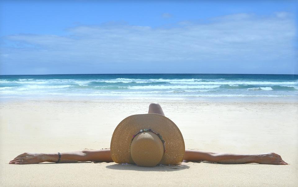 Profitez du soleil à la plage avec une peau protégée