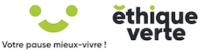 Logo du magasin bio Ethique Verte