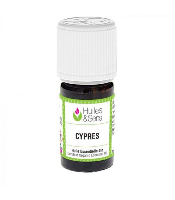 Flacon d'huile essentielle Cyprès toujours vert bio