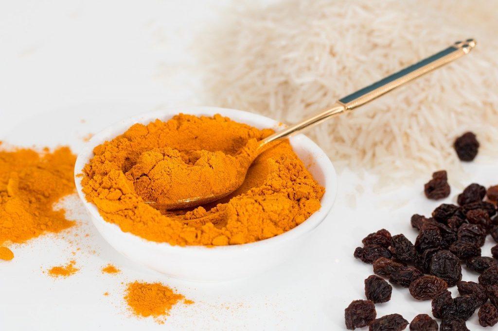 Acheter curcuma bio en poudre, extra riche en curcumine
