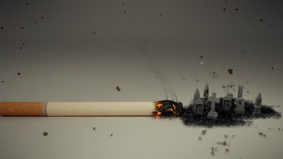 Spiruline et tabac : déconseillée aux fumeurs