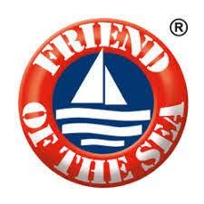logo friends of the sea, huiles de poisson respectueuses des ressources marines