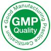 Qualité garantie par GMP quality