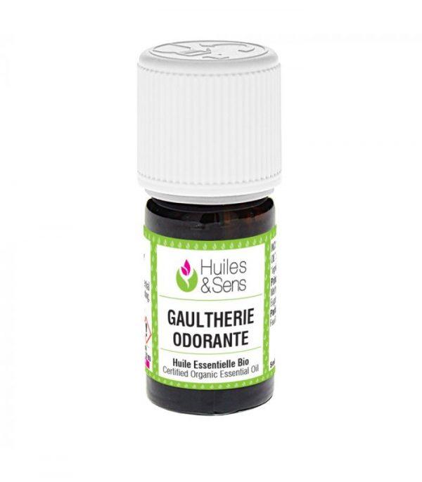 huile essentielle de gaultherie odorante bio