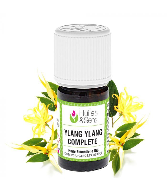 huile essentielle ylang-ylang bio