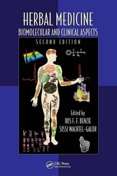 Couverture du livre Herbal Medicine, bienfaits du reishi bio
